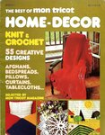 The Best of mon tricot Knit & Crochet Home-Decor