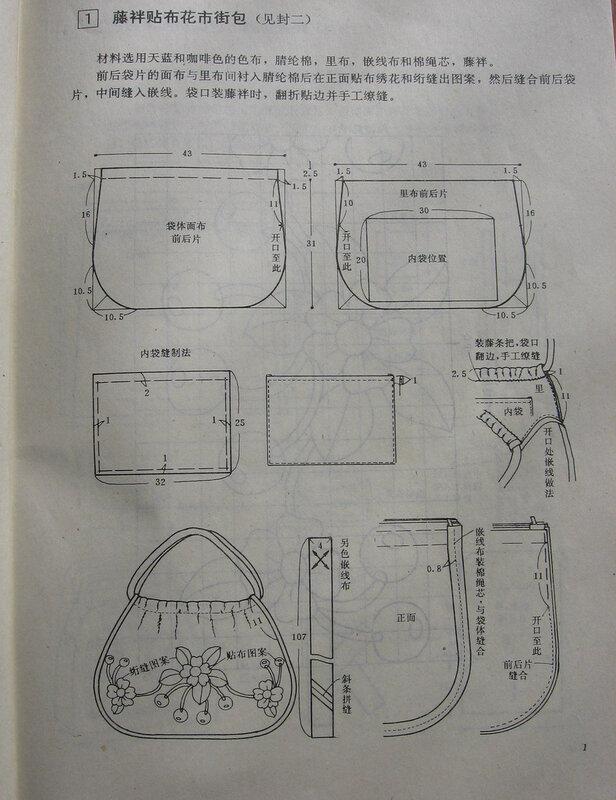 Shixin Bao Dai (Пошив сумок)
