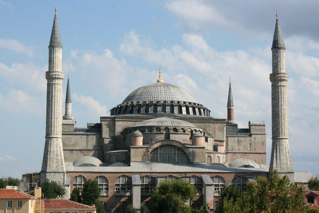 султанский дворец с