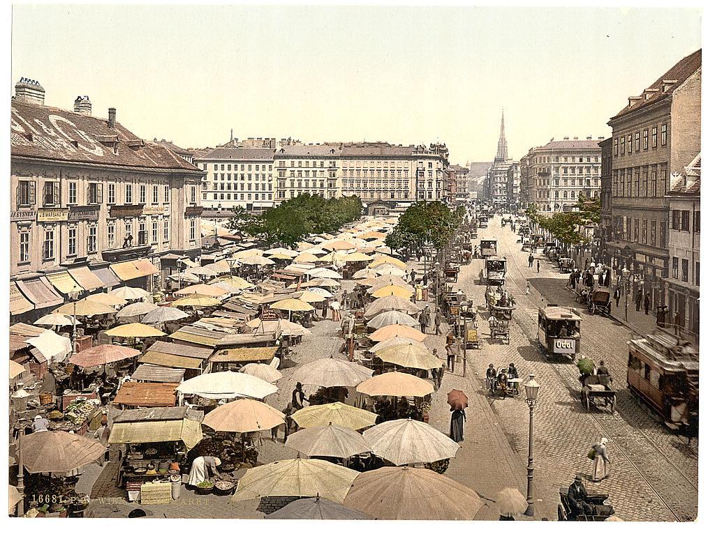 Вена в 1890 - 1900 годах. 0_6038d_bc796ddd_orig