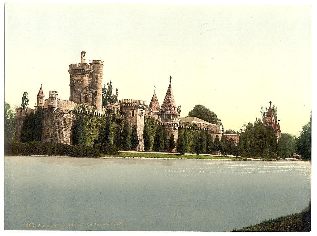 Вена в 1890 - 1900 годах. 0_60397_f066ae12_orig