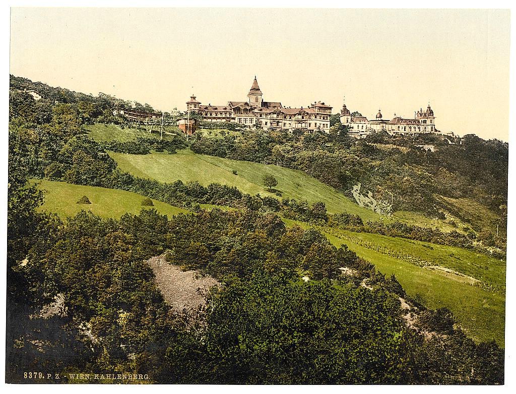 Вена в 1890 - 1900 годах. 0_6039e_f0c2f071_orig