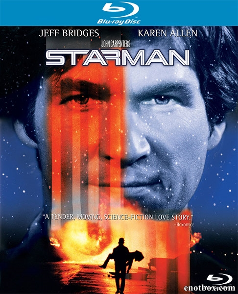 Человек со звезды / Starman (1984/BDRip/HDRip)