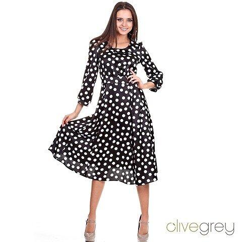 d0a8954bf23 O livegrey  платья лето 2012 1. платье jeny. Цвета  огурцы черный с золотом