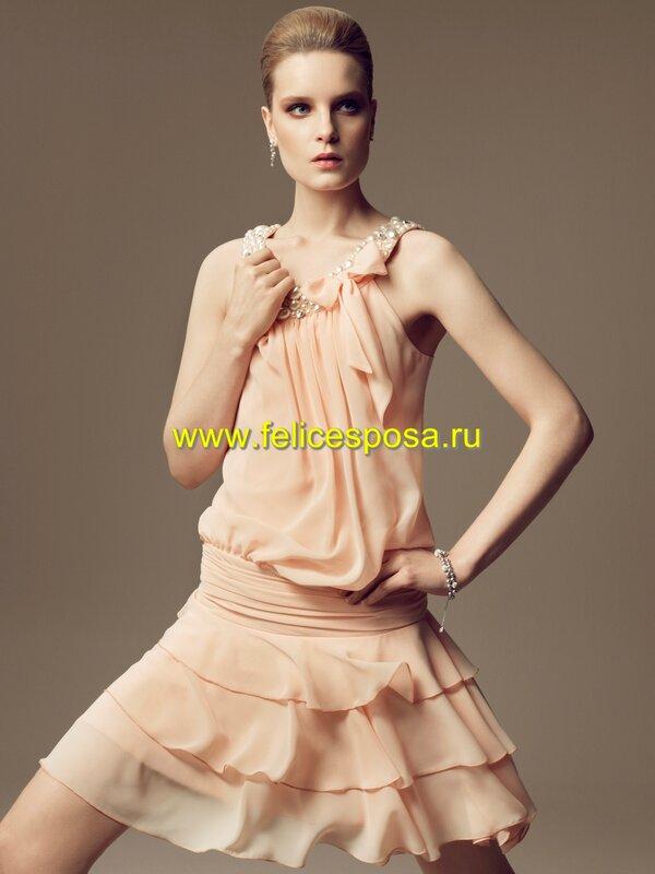 Дешевые вечерние платья 9