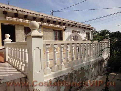 Дом в Denia, дом в Дении, дом в Испании, недвижимость в Испании, Коста Бланка, дом в Испании дешево, дом в Испании от банка, CostablancaVIP