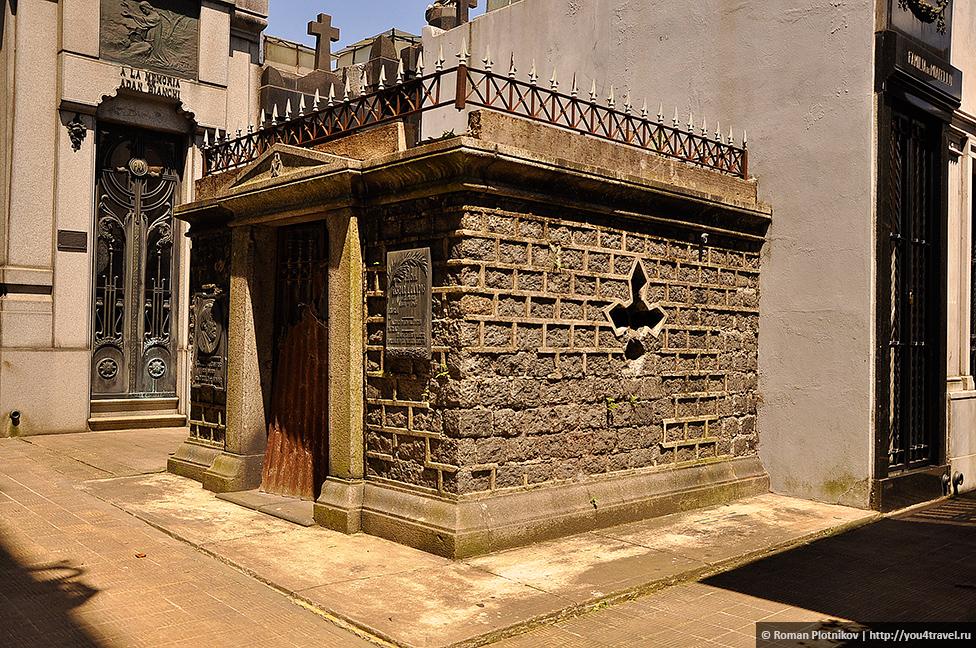 0 3eb831 8f40bb79 orig День 415 419. Реколета: кладбищенские истории Буэнос Айреса (часть 2)