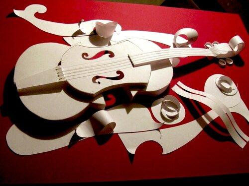 Как сделать скрипки своими руками