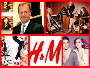 Стефан Перссон Hennes&Mauritz H&M швеция одежда магазин одежды