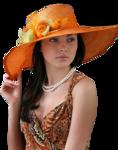 Девушки в шляпах 0_939d4_64e01063_S
