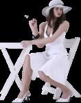 Девушки в шляпах 0_939d5_72f4e14b_S
