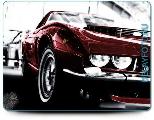 Ракурс при фотосъемке автомобиля