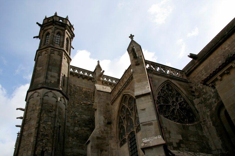 Базилика Святого Назария в Каркасоне