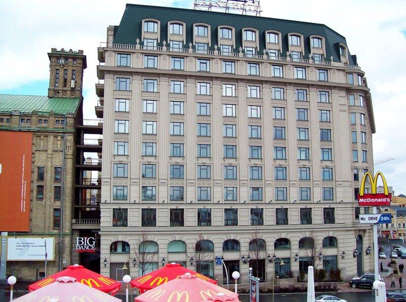 киев гранд отель