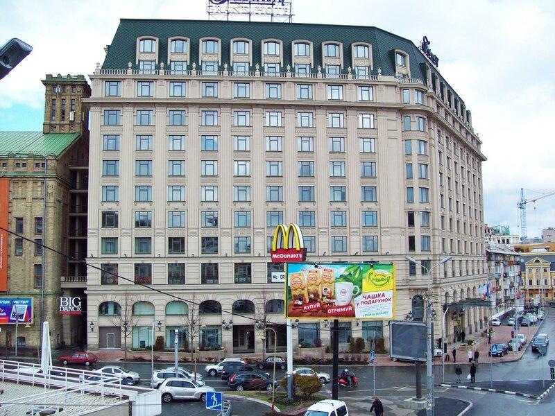 гранд отель на почтовой площади