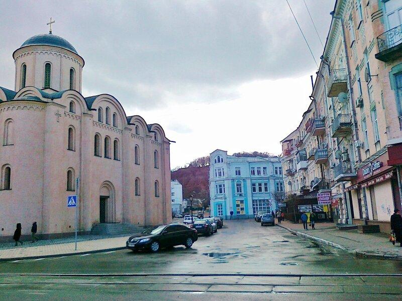 киев Фроловская улица