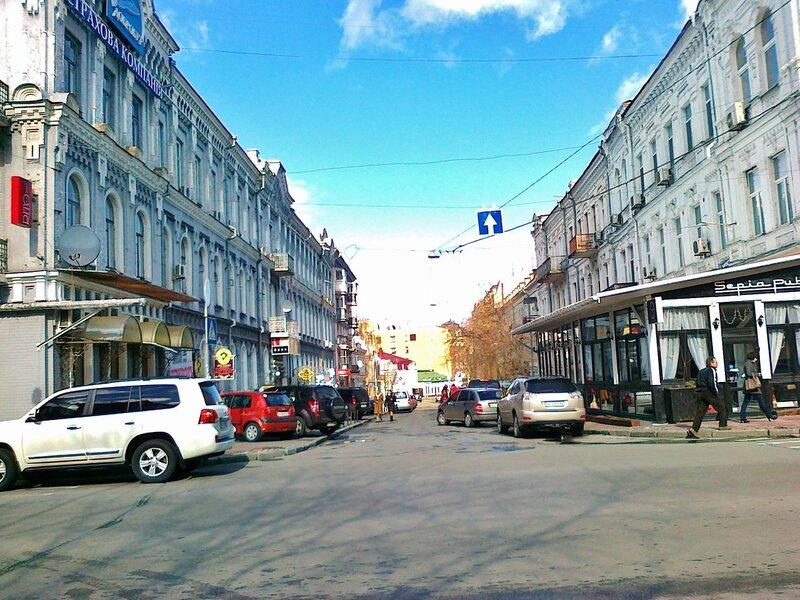 Улица Игоревская