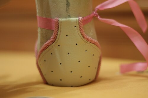 Видео как сделать туфли 298