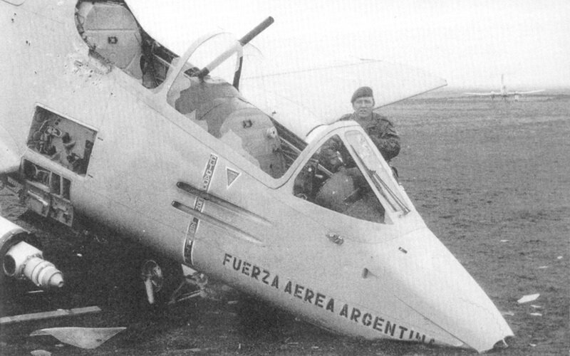 argentinean defeat in falklands war