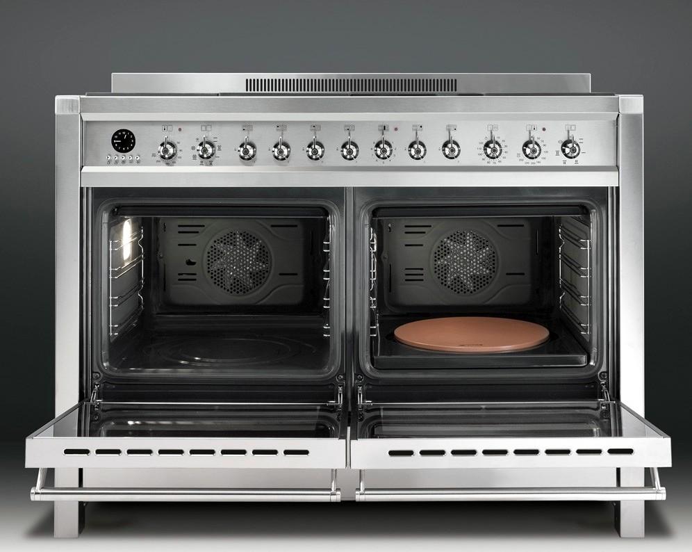 Большая кухонная плита Smeg Classica
