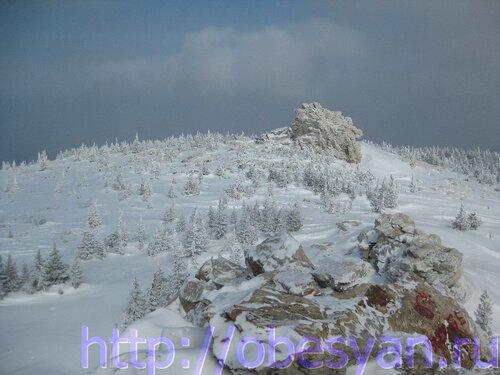хребет Зюраткуль