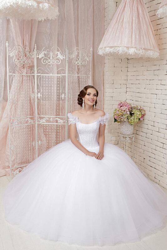 أروع فساتين زفاف 2013