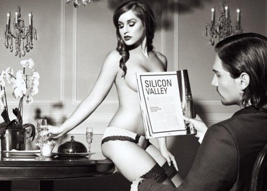 Playboy - больше, чем центральный разворот