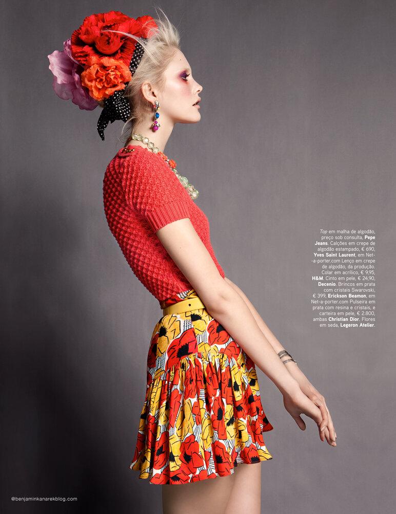Dani Seitz for Vogue