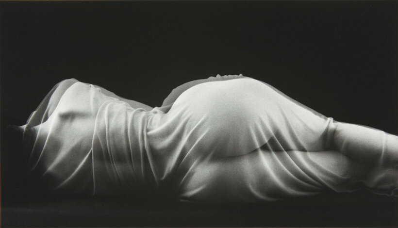 photo by Ruth Bernhard.Double Vision, 1973
