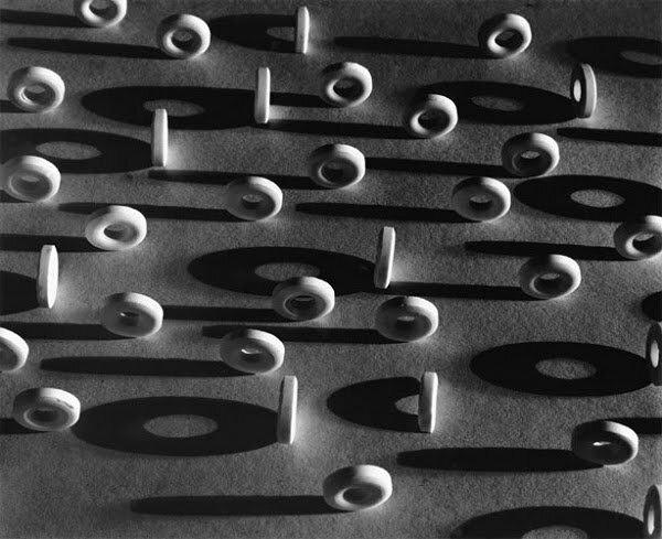 photo by Ruth Bernhard.Lifesavers, 1930