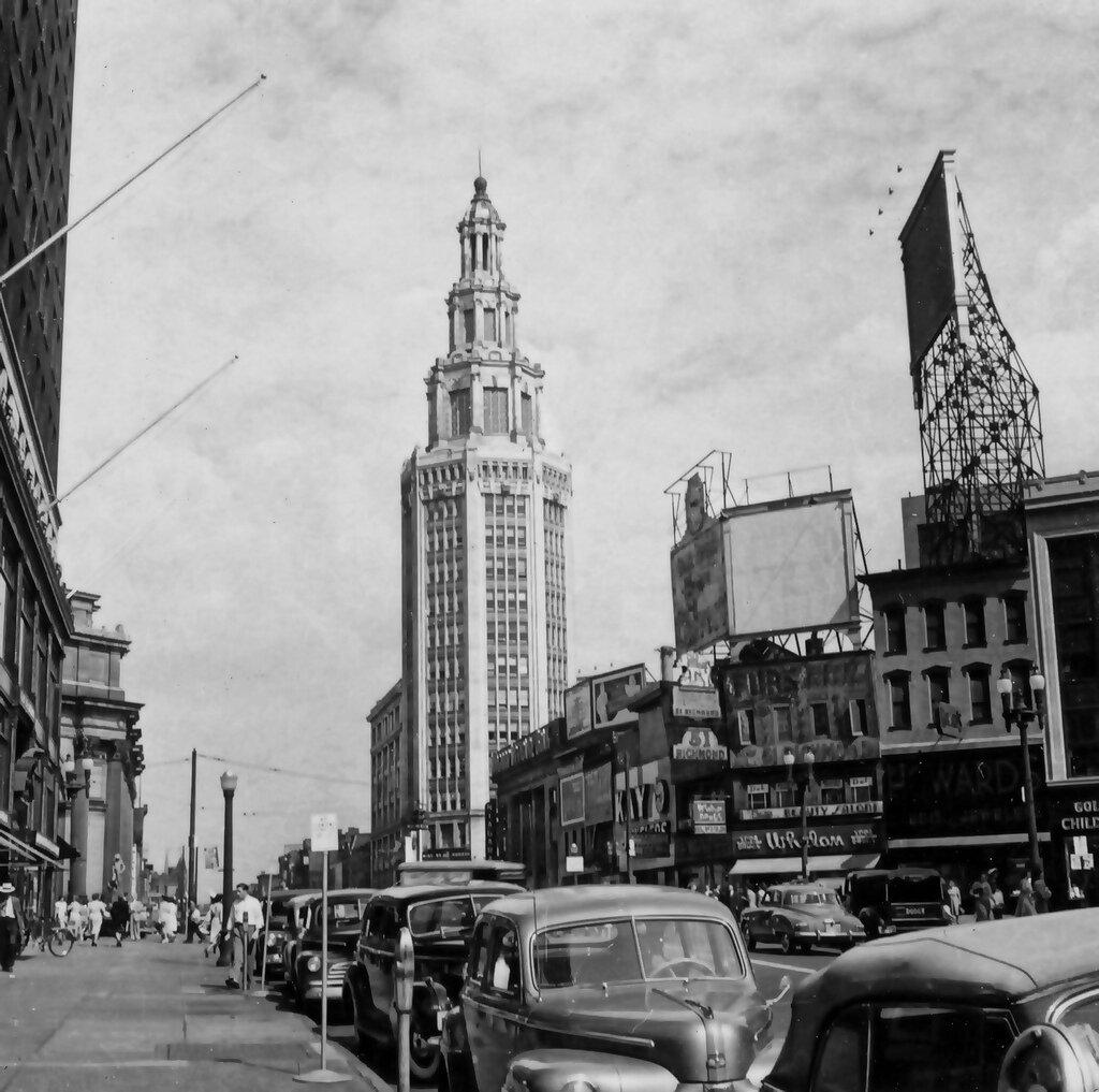 Electric Building, Buffalo, New York 1950