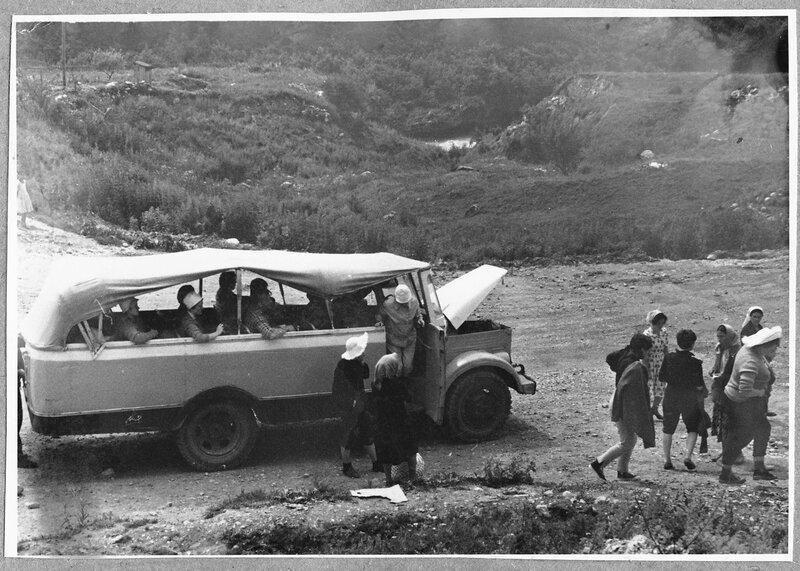 1964 Кавказ