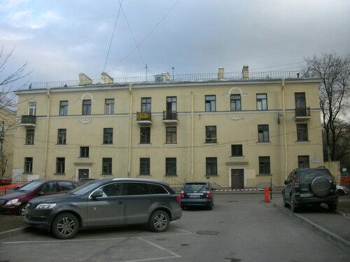Гаврская ул. 3к1