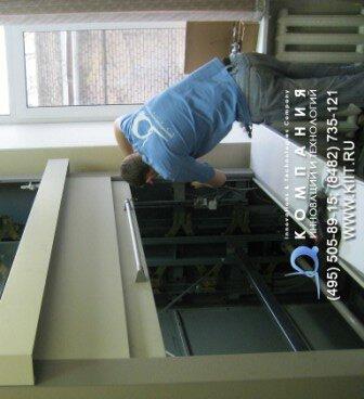 Автоматизированные офисные стеллажи KARDEX LEKTRIEVER