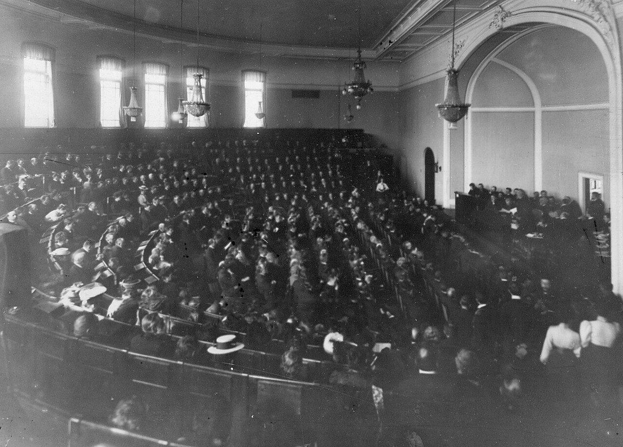 1906. Совещание выборщиков в Первую Государственную думу в Тенишевском училище