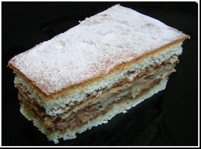 приморское пирожное пошаговый фото рецепт