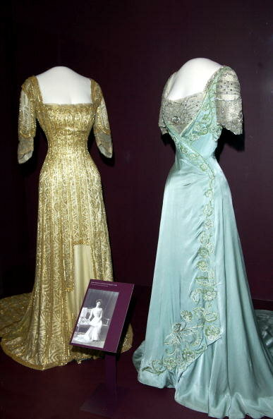 QUEEN MAUD DRESS EXHIBITION