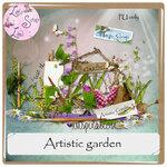 471 Художественный  сад