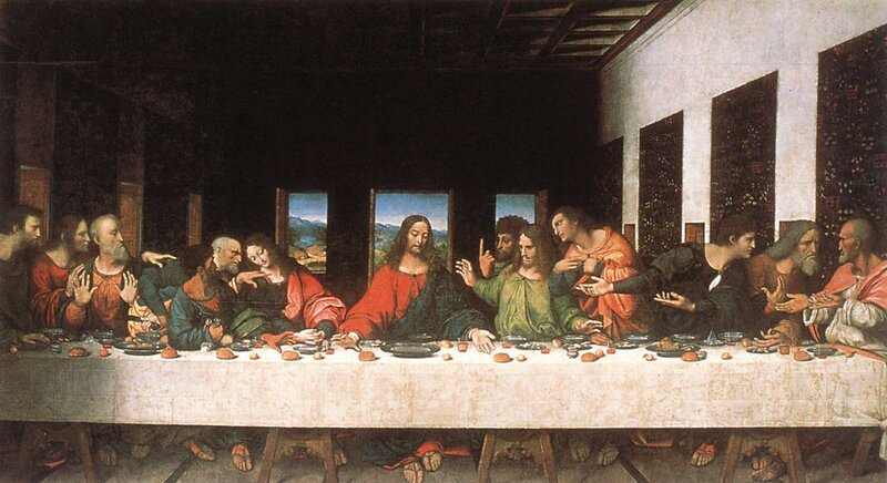 the last supper in todays culture Culture the guidelines cracking the lost last supper code richard vine unravels the symbolism of the lost supper w hat is it with tv shows and the last supper.