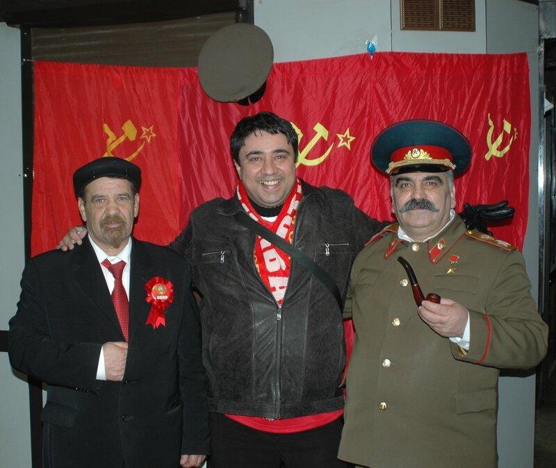 gladiator1974: Отчет о выезде на  матч «Спартак» - «Зенит» (Фото)