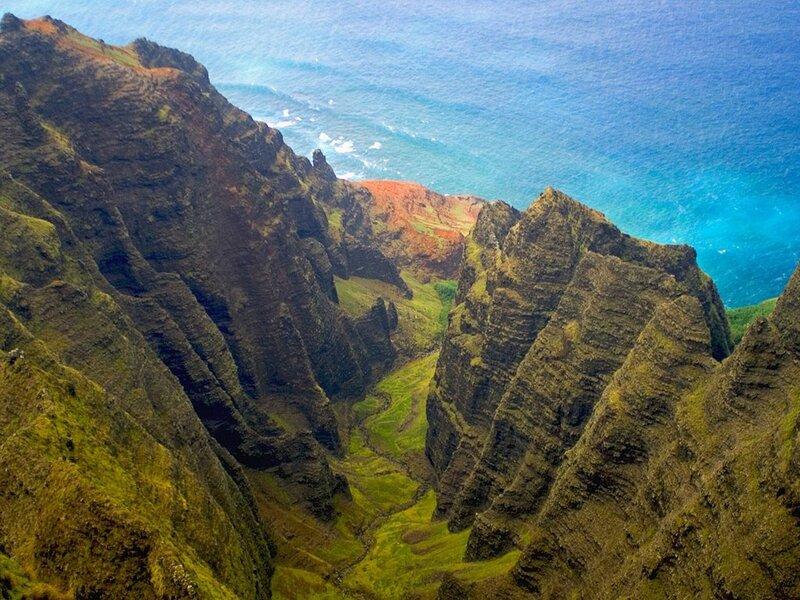 Awapuhi Trail Kauai, Гавайи