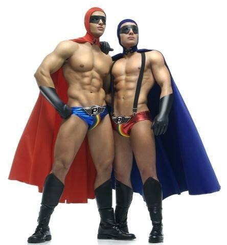 фото супер геев