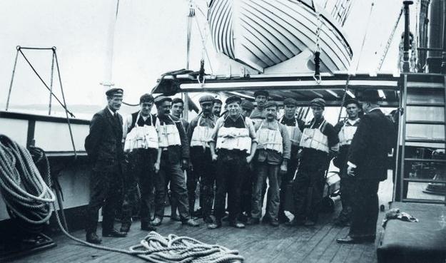 Фотки Затонувшего Титаника