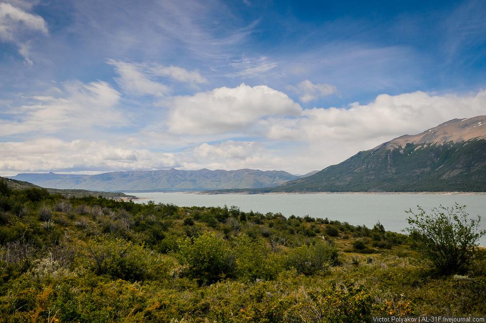 Озеро Архентино