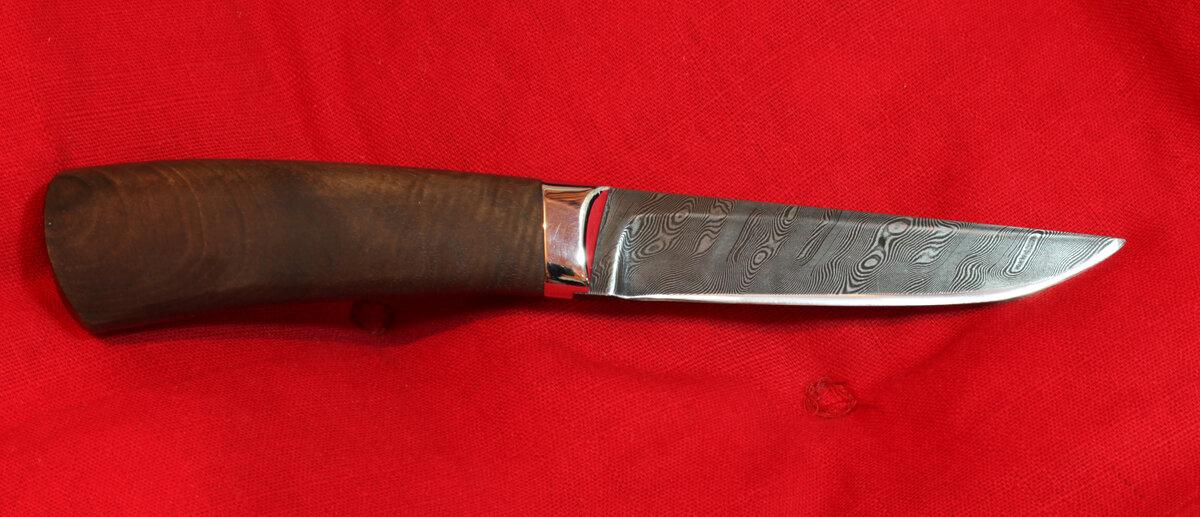 форма ножа рыбака