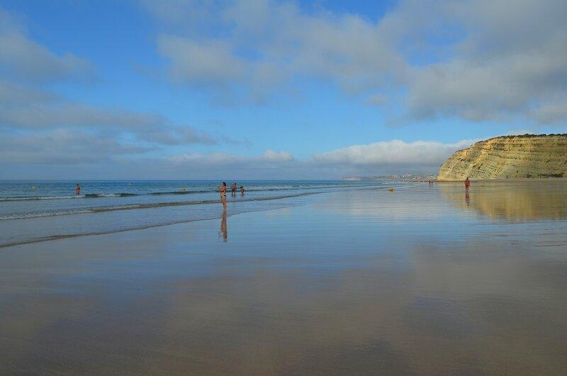 Призрачный пляж