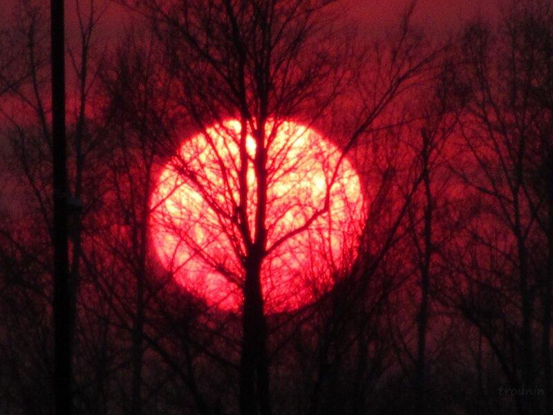 Новая Луна апреля