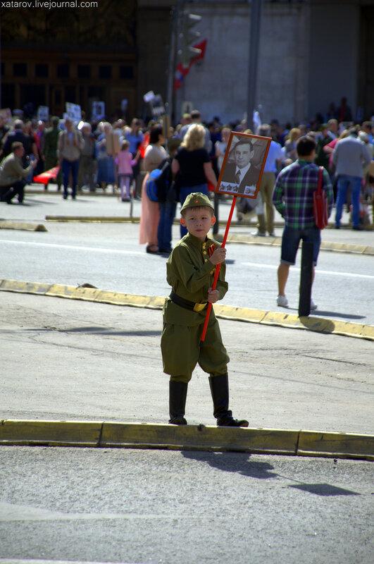 9 мая 2015 года, День Победы в Москве