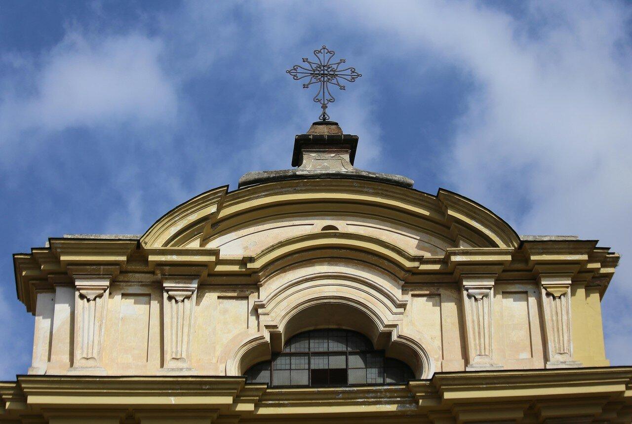 Неаполь. Церковь святых Северино и Соссио (Chiesa dei Santi Severino e Sossio)