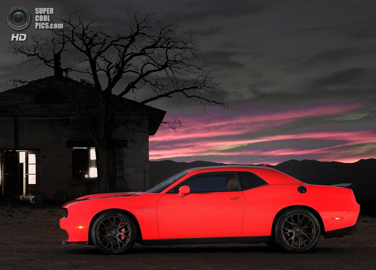 Мускулистая «ведьма» от Dodge и SRT (26 фото)